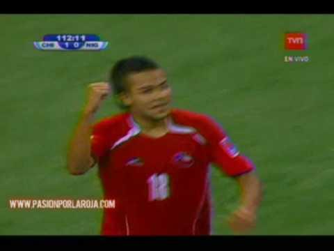 Canada 2007: Chile 4 v/s Nigeria 0