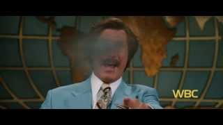 Anchorman 2 - Reasons why Ron gets fired.