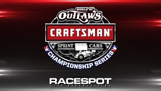 World of Outlaws Craftsman Sprint Cars Championship Series | Round 5 | Eldora