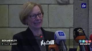 أبو السعود: تنفيذ مشاريع تحلية المياه الأمل الوحيد لمستقبل الأردن المائي - (16-4-2019)