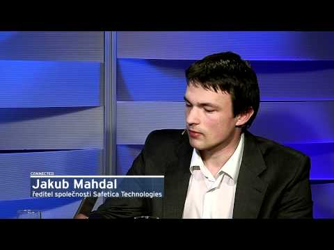 Connected: Jakub Mahdal (Safetica Technologies)