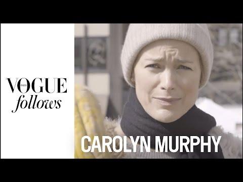 Carolyn Murphy shows us round her favorite farmer's market
