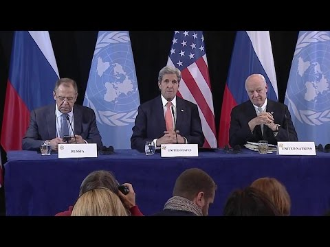 Press Availability at the International Syria Support Group