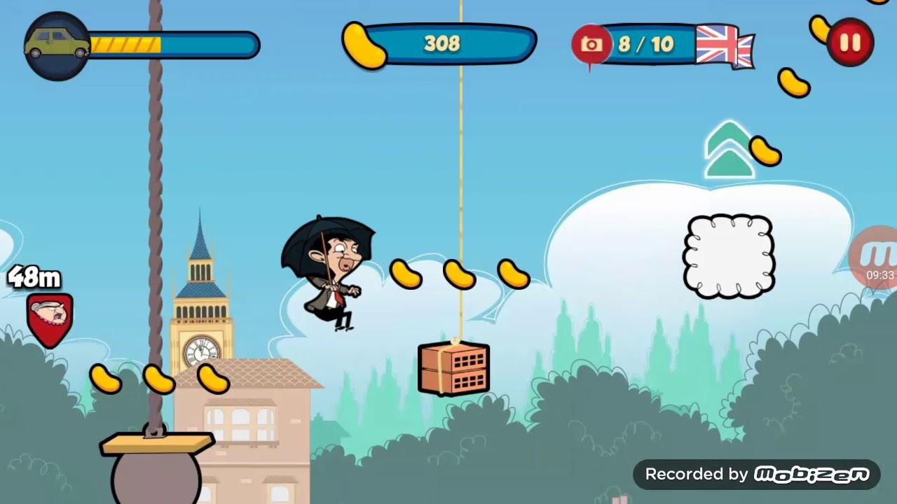 Mr.Bean Spiele