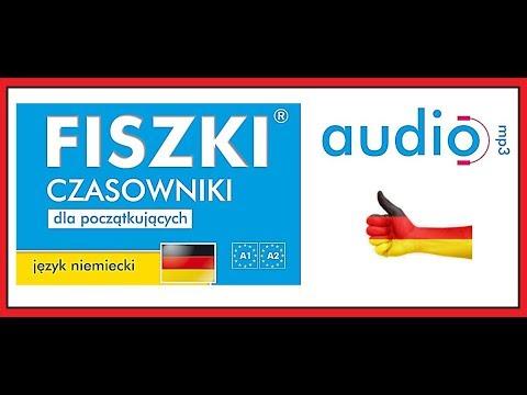 NIEMIECKI Fiszki MP3 - Niemieckie Czasowniki (Fiszki AUDIO) - pobierz