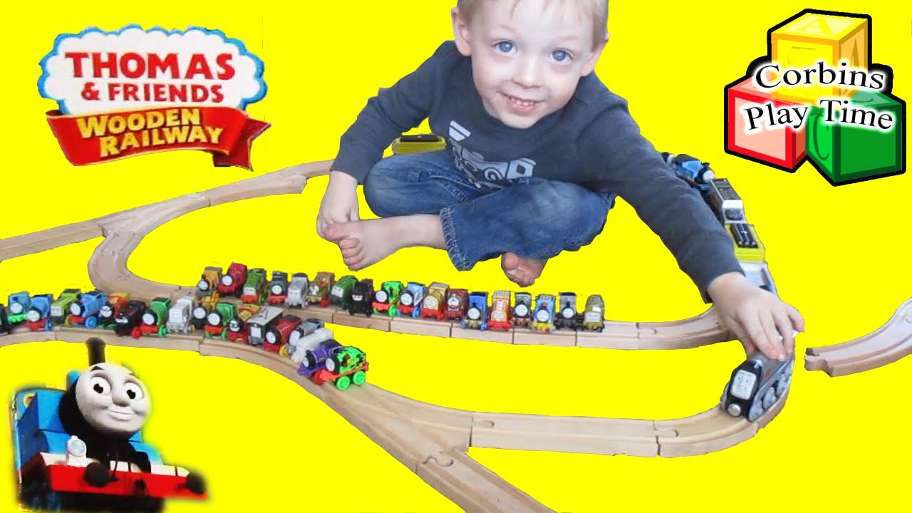 Thomas The Train And Friends Minis Imaginarium Table