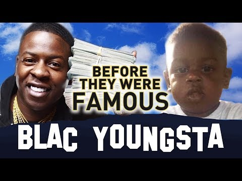 BLAC YOUNGSTA   Before They Were Famous   BIOGRAPHY