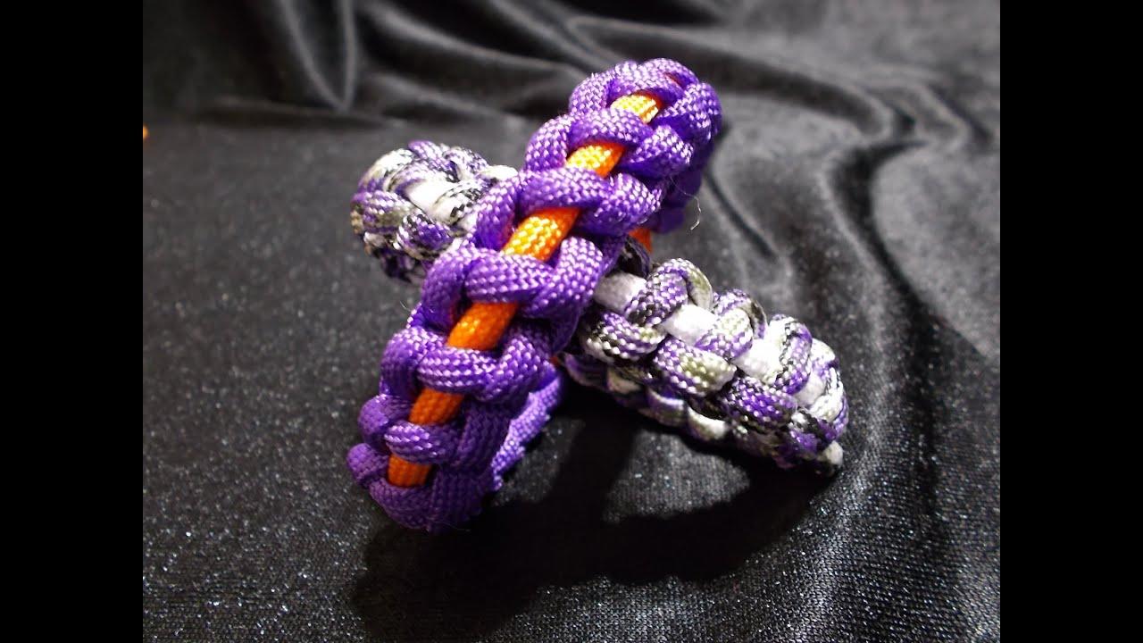 Souvent Paracorde, bracelet de survie Berdoual, weavy loops (tuto francais  CK85