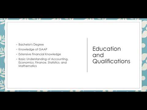 Financial Analyst Career Research Presentation