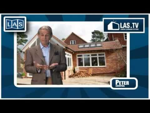 London Aluminium Systems - Peter's Testimonal