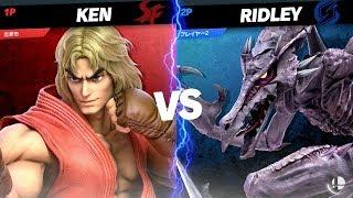 たまもケン対リドリー 【KEN vs RIDLEY】