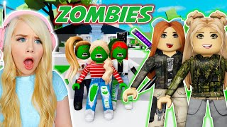 ZOMBIE APOCALYPSE IN BROOKHAVEN! (ROBLOX BROOKHAVEN RP)