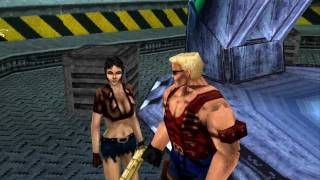 Duke Nukem: Land of the Babes - (720p HD) Walkthrough Part 1