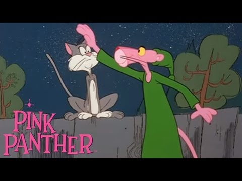 "The Pink Panther in ""Pink Z-Z-Z"""
