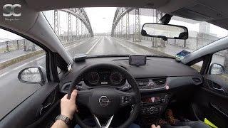 Opel Corsa E 1.3 CDTI (2015) - POV City Drive