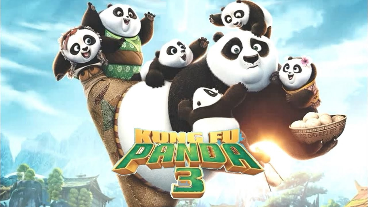 Kung Fu Panda 3 Soundtrack 05 A New Father, Hans Zimmer - YouTube