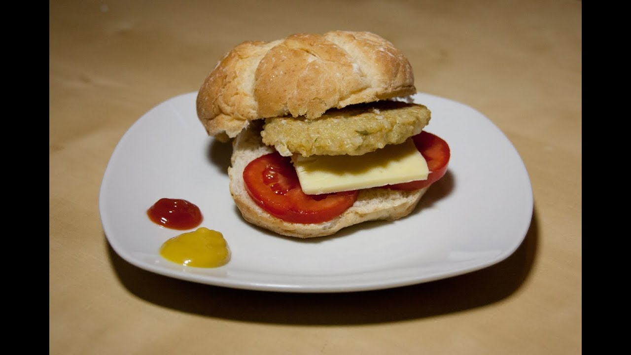Hamburguesas de quinoa youtube - Hacer hamburguesas vegetarianas ...