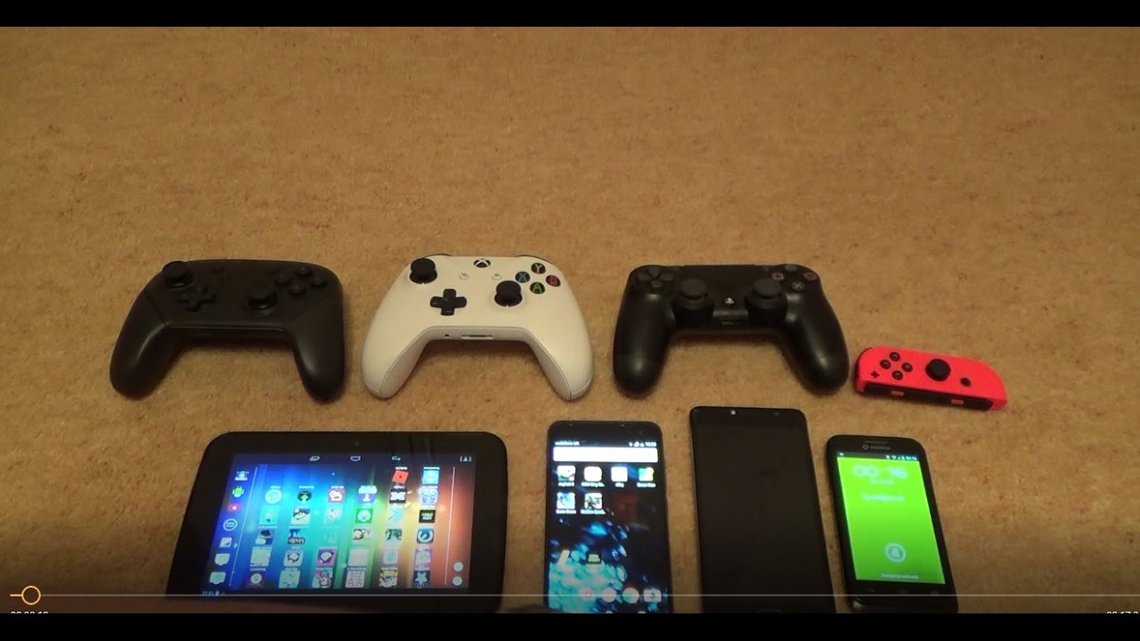 How To Connect Gaming Controllers Android Phones Tablets Youtube Basic House Wiring Video