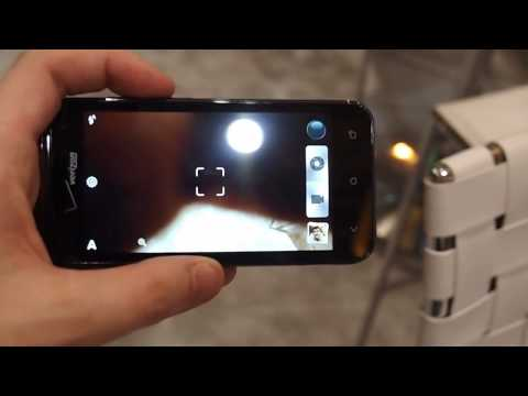 Droid Incredible 4G LTE by HTC hands-on video