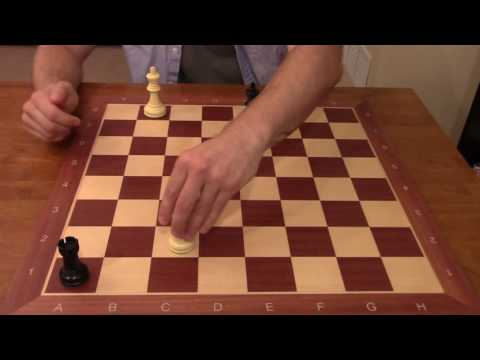 Chess Endgame Fundamentals: Lucena Position