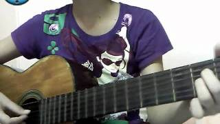 ♪♫ Adieu! Sois Heureuse_guitare  ♪♫