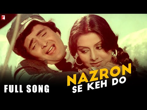 Nazron Se Keh Do - Full Song HD   Doosara Aadmi   Rishi   Neetu   Kishore Kumar   Lata Mangeshkar