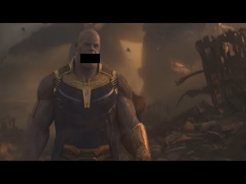 Avengers Infinity War Unnecessary Censorship 2