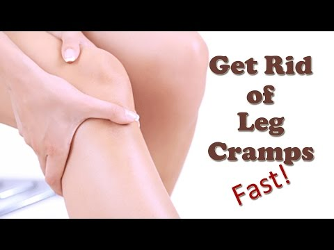 Leg Cramps - How to Get Rid of Leg Crapms Instantly - Leg Cramps Treatment