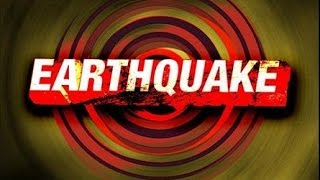Earthquakes near Spain (My dream came true)