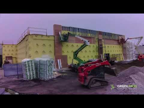 Dollar Tree - Build Out - GreenFrog Construction Inc.