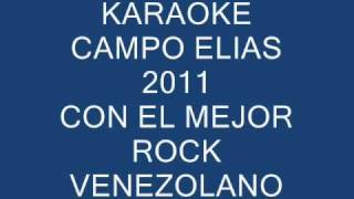 Karaoke RUBIA SOL MORENA LUNA Caramelos de Cianuro