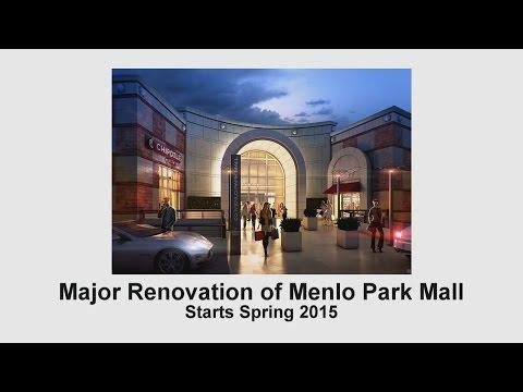 Menlo Park Mall Renovation