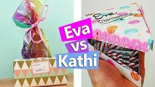 DIY Inspiration Challenge #148 | Überraschungsbox für die Beste Freundin | DIY Ideen mit Eva & Kathi