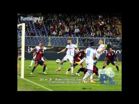 RADIO BRUNO | Radiocronaca Gabriele Guastella: Genoa-Empoli 1-1 (20 ott.'14)