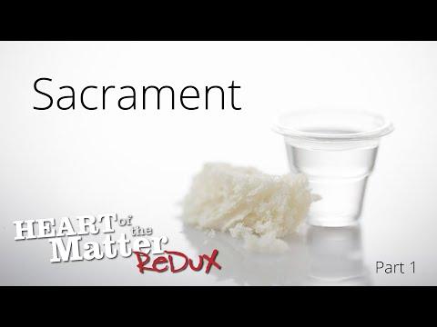 LDS Sacrament - An analysis - Episode 5a