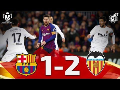 Resumen | Así fue la final de la Copa del Rey entre el FC Barcelona y el Valencia CF en Sevilla