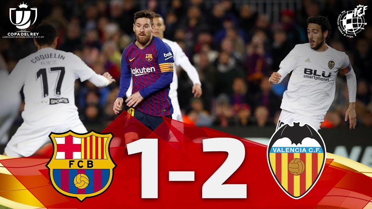 Download Resumen | Así fue la final de la Copa del Rey entre el FC Barcelona y el Valencia CF en Sevilla