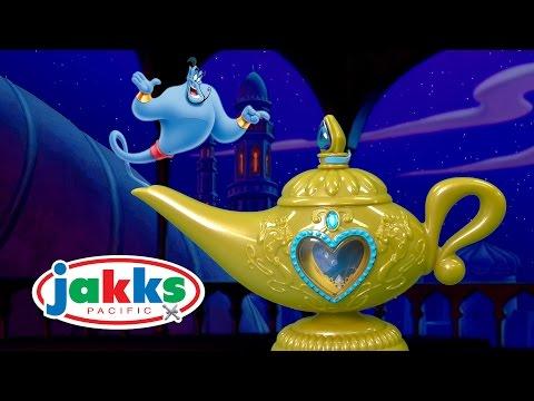 Disney Princess Aladdin Magic Genie Lamp From Jakks Pacific
