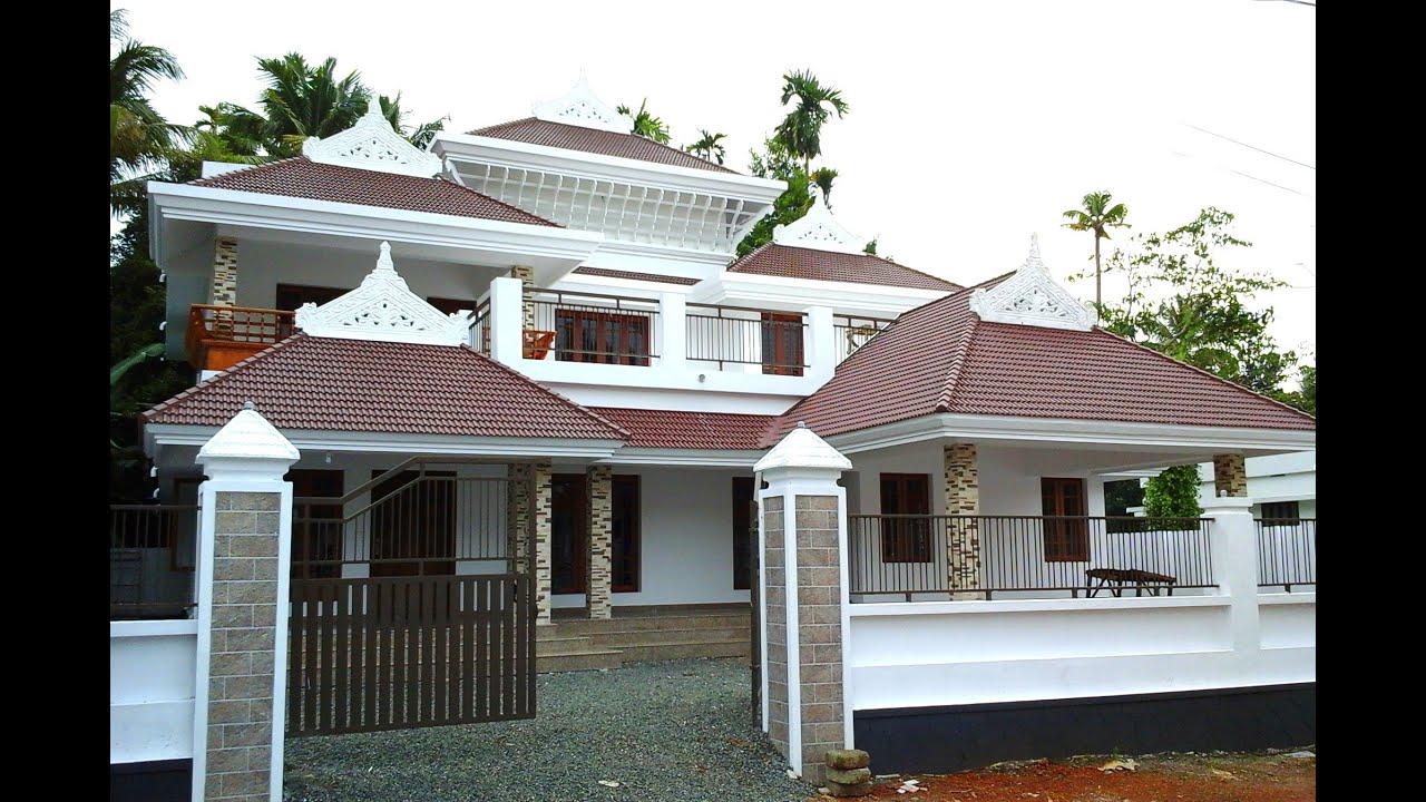 Kerala Style Luxury 4 Bedroom Villa In Ernakulam