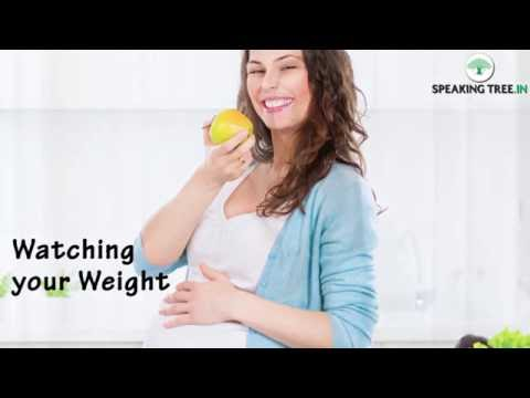 healthy-weight-gain-during-pregnancy-|-healthy-lifestyle-videos