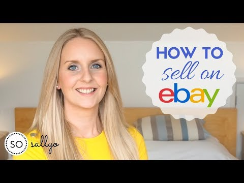A BEGINNER'S GUIDE TO EBAY: Quick and Easy Tips to Sell!