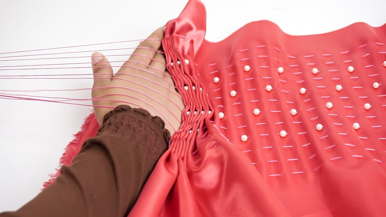 Basic Smocking For Dress Designs Sching Ideas Clothes By Handiworks