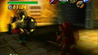 Ocarina of Time Final Boss Fights (Conclusion to my 3-heart run)