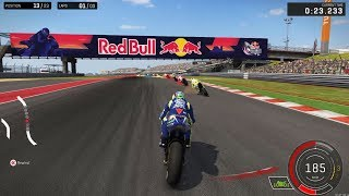 MotoGP 17 Gameplay (PC HD) [1080p60FPS]