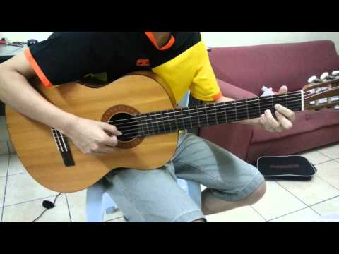 I Will - Chelsy (Ao Haru Ride アオハライド BGM) (guitar cover)