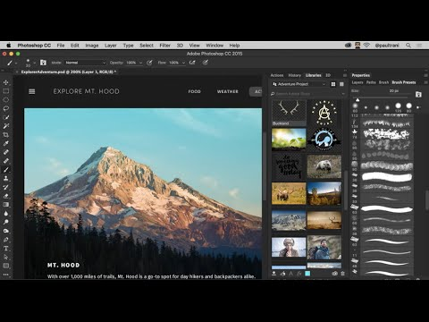 adobe photoshop versions