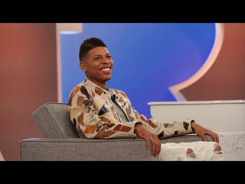 WEB EXCLUSIVE: Bryshere Gray Talks Dating and Moving Out
