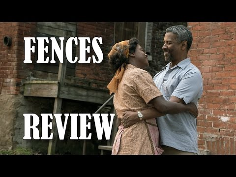 Fences (2016) A Moviesucktastic Review