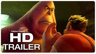 WRECK IT RALPH 2 Dark Web Trailer (NEW 2018) Disney Animated Movie HD