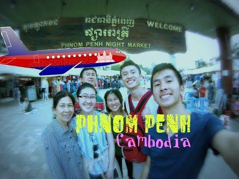 Summer Holiday Getaway Part 3 - PHNOM PENH, Cambodia